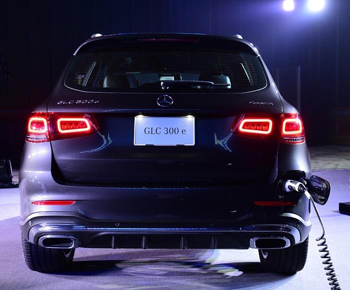 รีวิว Mercedes-Benz GLC 300 e 2020