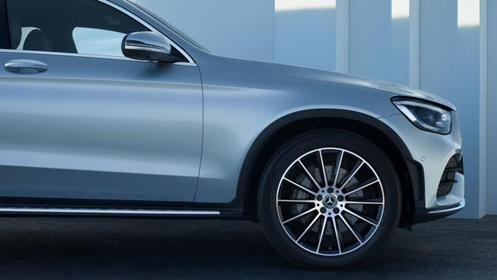 รีวิว Mercedes-Benz GLC 300 e Coupe 2020