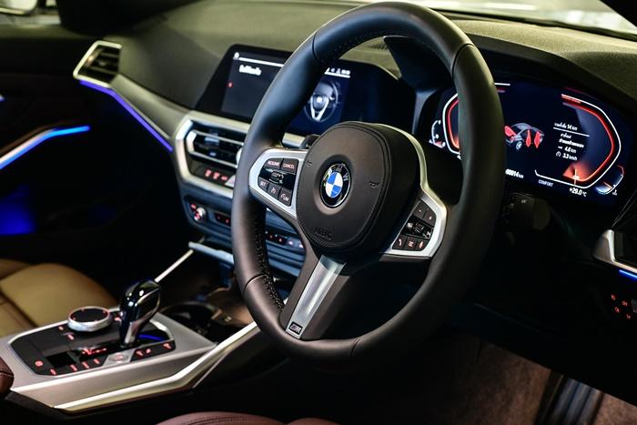 รีวิว BMW Series 3 2020