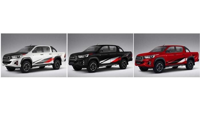 Toyota GR Hilux