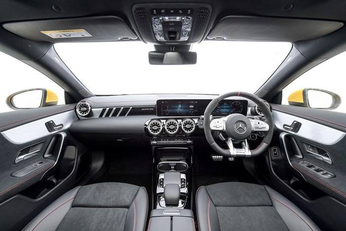 รีวิว Mercedes-AMG CLA 35 2020