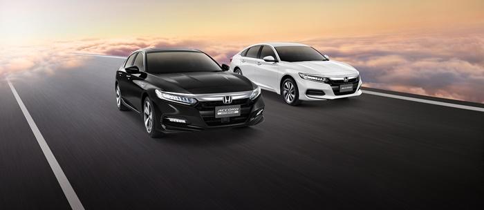 โปรโมชั่น Honda Accordมีนาคม 2563