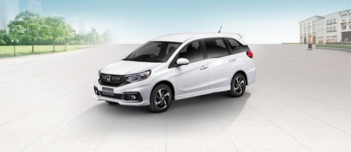โปรโมชั่น Honda Mobilio มีนาคม 2563