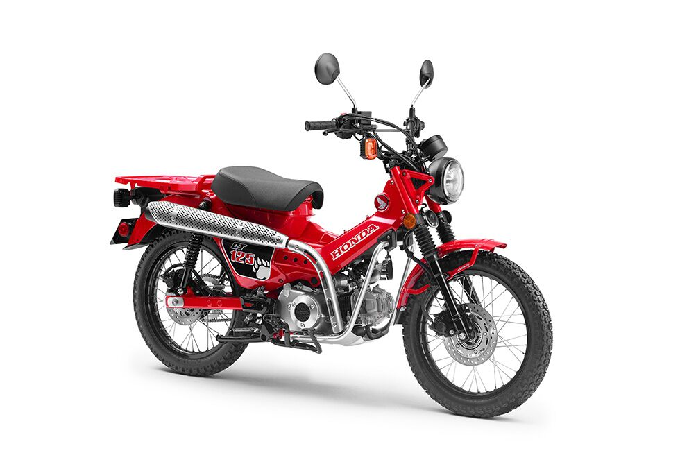 Honda CT125 2020