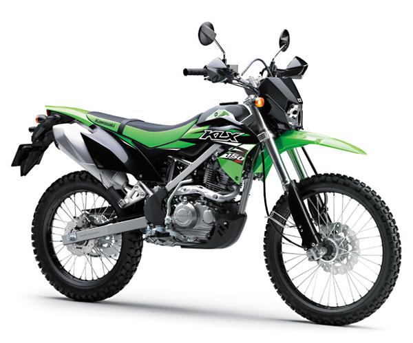 Kawasaki KLX150 2020 รุ่น BF