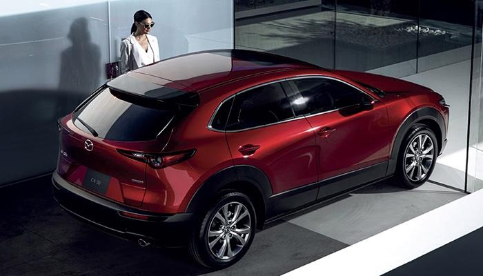 Mazda CX-30 2020 เริ่ม 9.89 แสนบาท