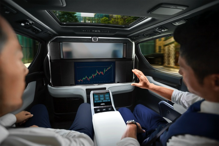 Lexus LM 2020