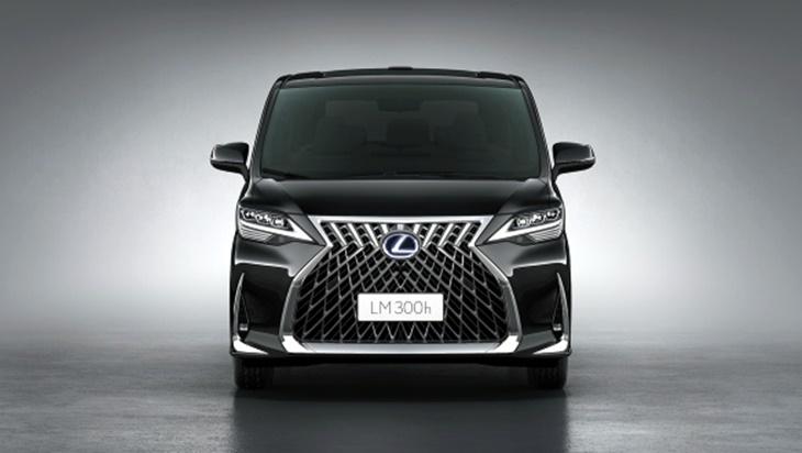 Lexus LM 2020 เริ่ม 5.5 ล้านบาท