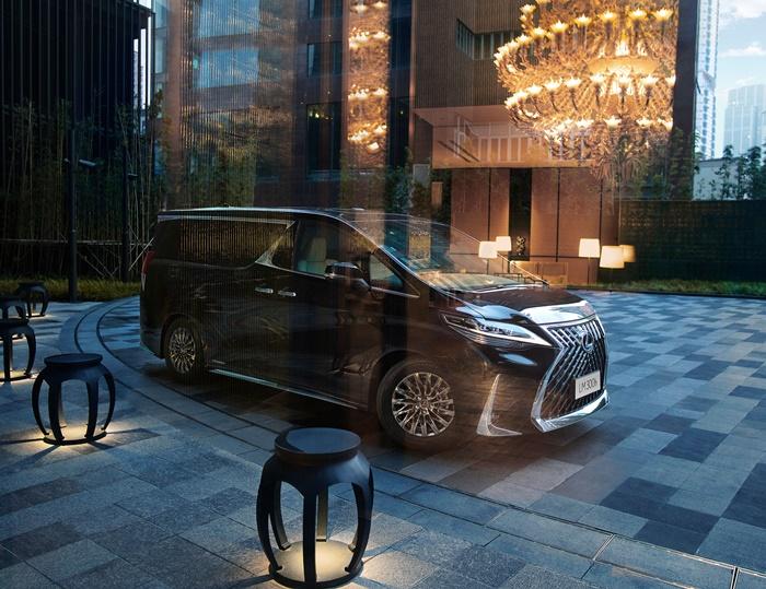 Lexus LM 2020 เริ่ม5,500,000 บาท