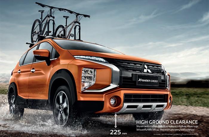 Mitsubishi Xpander Crossราคา 899,000 บาท