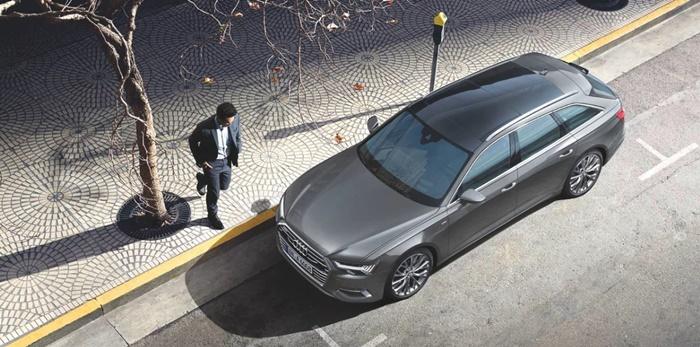Audi A6ราคา 3,399,000 บาท