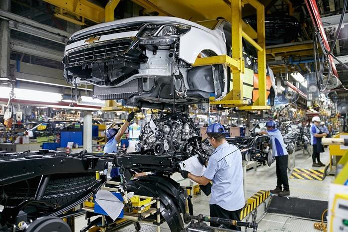 อู่ฮั่นเป็นศูนย์รวมผลิตรถยนต์และชิ้นส่วนรถยนต์รายใหญ่ของจีน