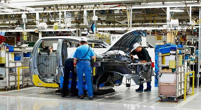 โตโยต้า-นิสสัน ระงับการผลิตรถยนต์แล้วในสหรัฐอเมริกา
