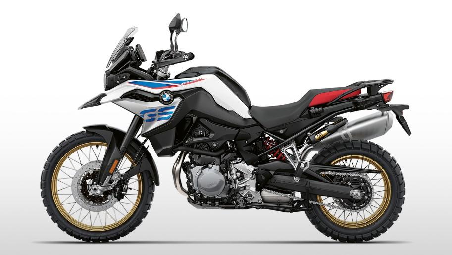 BMW F850 GS 2020