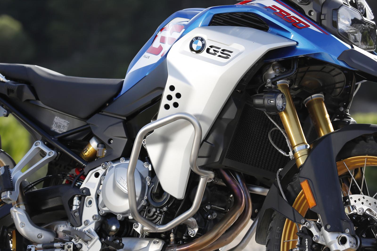 BMW F850 GS 2020v