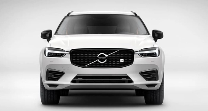 ด้านหน้า Volvo XC60 T8 Polestar Engineered
