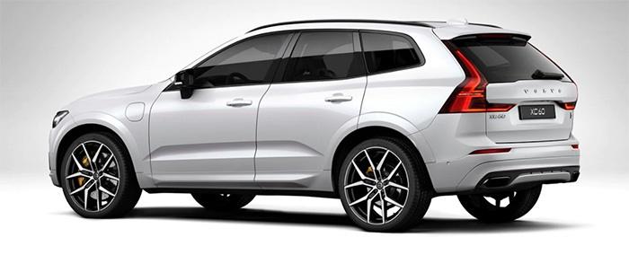 Volvo XC60 T8 Polestar Engineered มาพร้อมขุมพลังเบนซิน ปลั๊ก-อิน ไฮบริด