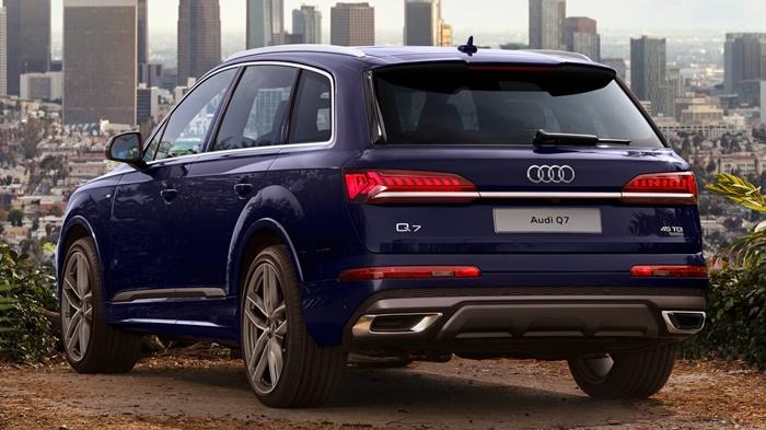 Audi Q7 ให้อุปกรณ์ความปลอดภัยมาแบบจัดเต็ม