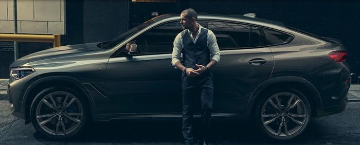 BMW X6 ราคา 7,299,000 บาท