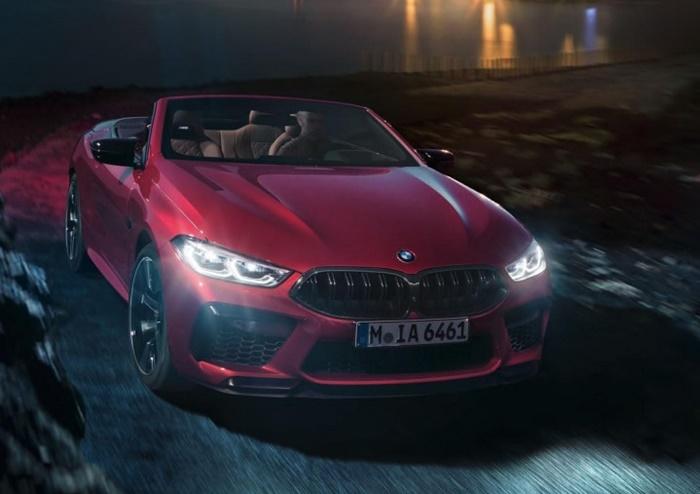ระบบไฟหน้า BMW Laserlight