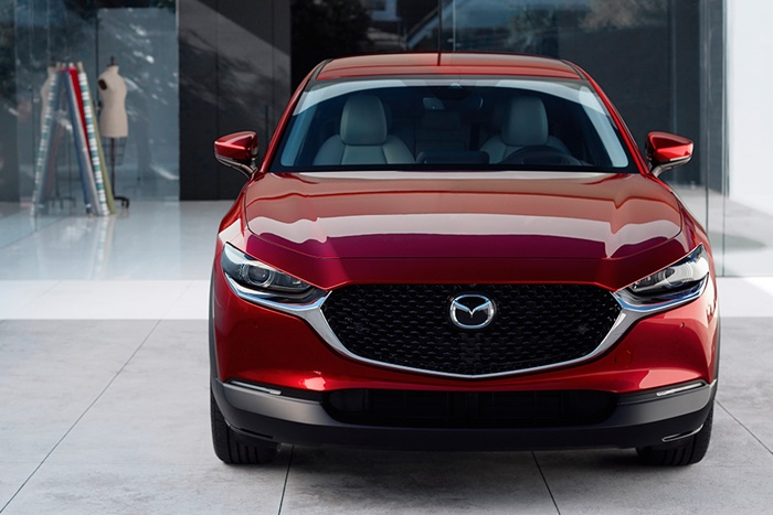 Mazda CX-30 2020 ยกเลิกงานเปิดตัว