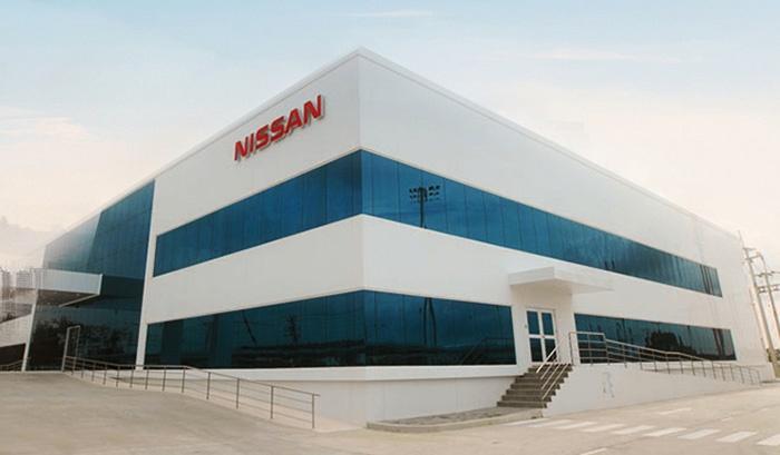 Nissan หยุดผลิตรถยนต์