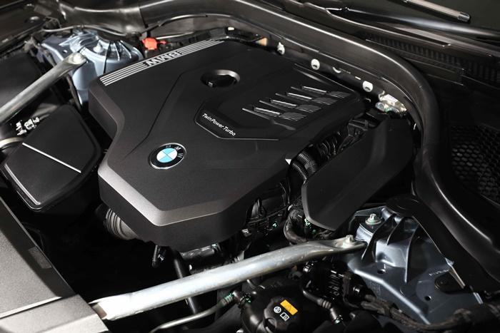 เครื่องยนต์ BMW 630i GT M Sport