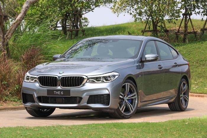 BMW 630i GTM Sport