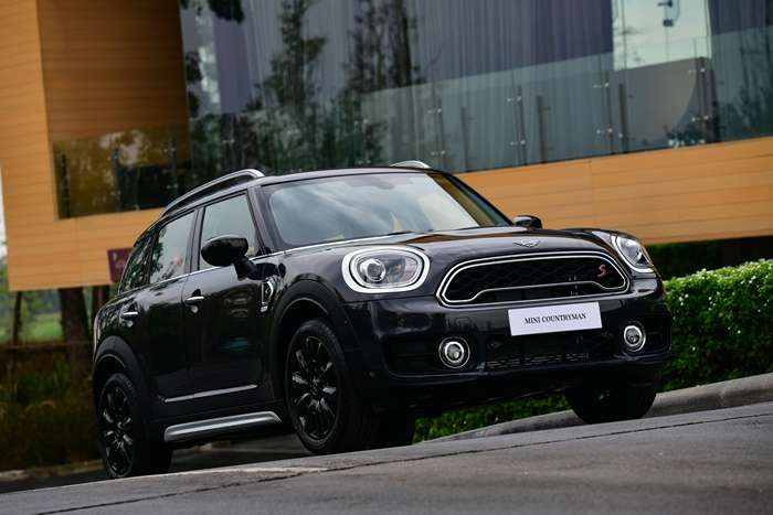 MINI Cooper S Countryman Hightrim 2020