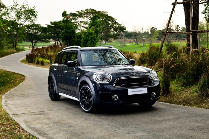 ภายนอก MINI Cooper S Countryman Hightrim