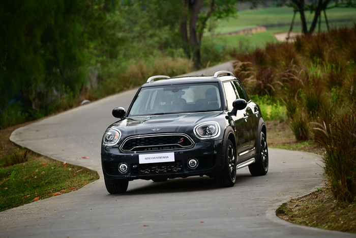 MINI Cooper S Countryman Hightrim