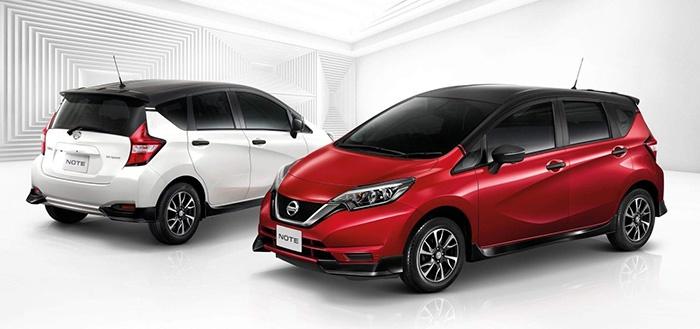 Nissan Note เริ่ม 529,000 บาท