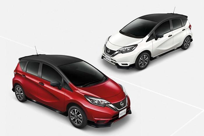 Nissan Note 2020 มาพร้อมรุ่นย่อยใหม่