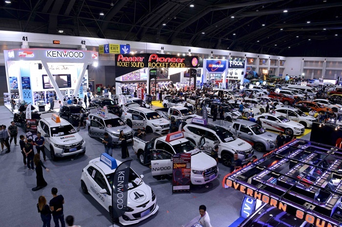 CPCA เผย ยอดขายรถยนต์ในเดือนมีนาคมพุ่งกระฉูด หลังจากภาคธุรกิจเริ่มกลับมาดำเนินการ