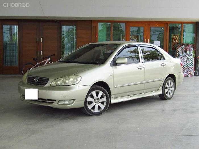 Toyota Altis 2005