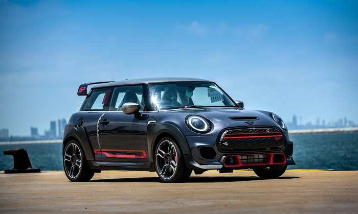 ภายนอก MINI John Cooper Works GP