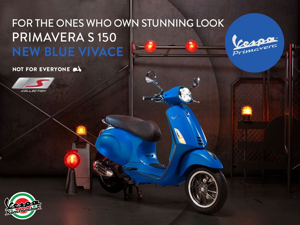 Vespa Primavera S 150 2020