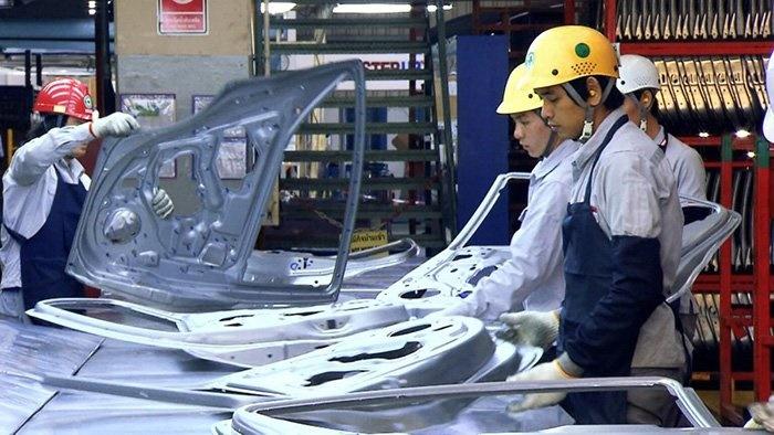 ส.อ.ท. ปรับเป้าหมายผลิตรถยนต์ปี 2563 ให้เหลือเพียง 1.4 ล้านคัน