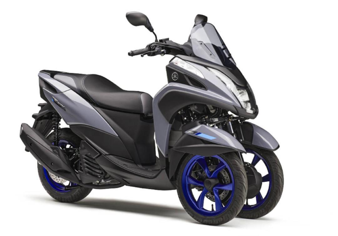 2020 Yamaha Tricity 155