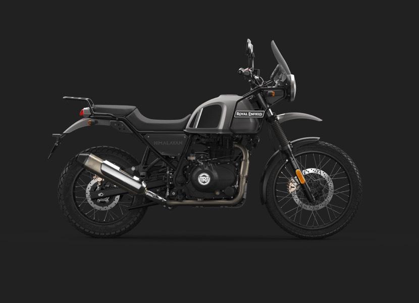 2020 Royal Enfield Himalayan 400