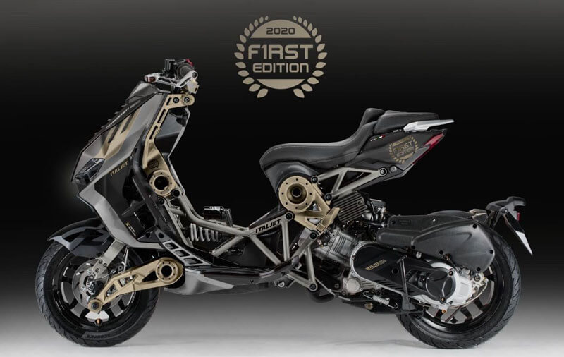2020 Italjet dragster
