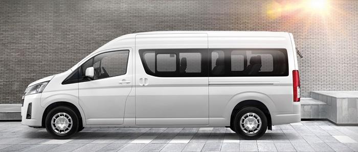 Toyota Commuter2020