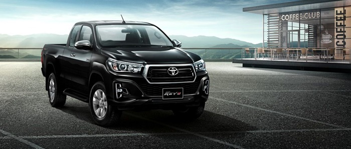Toyota Hilux Revo 2020 รุ่น Smart cab
