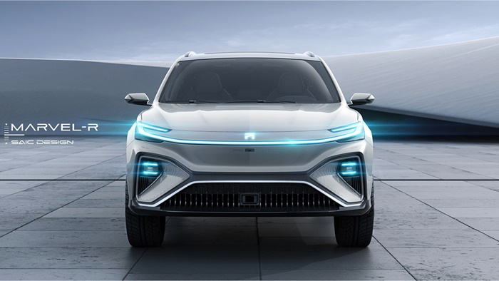 Roewe Marvel-R Concept