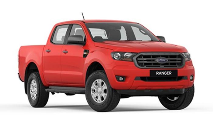 โปรโมชั่นFord Ranger Double Cab XLSพฤษภาคม 2563