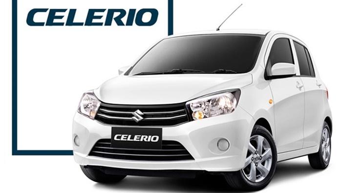 โปรโมชั่น Suzuki Celerioพฤษภาคม 2563