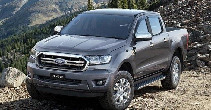 Ford Ranger 2020 รุ่น XLT