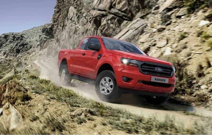 Ford Ranger 2020 รุ่น XLS