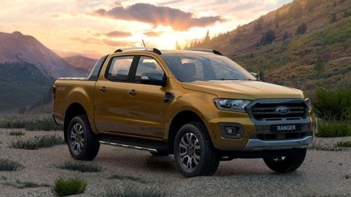 Ford Ranger 2020 รุ่น Wildtrak
