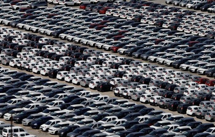 ยอดขายรถยนต์